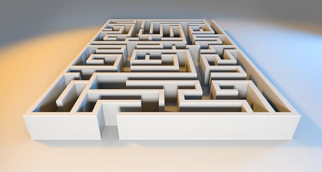 maze dream meaning