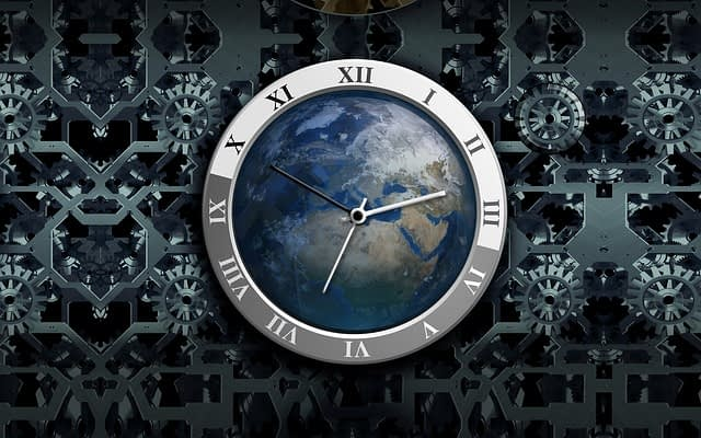 clock dream meaning